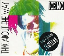 Ice MC + Maxi-CD + Think about the way (Boom di di Boom Remixes, 1994)