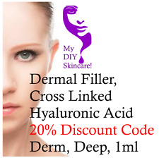 20% Discount Code for Hyaluronic Acid Dermal Fillers  Neuramis Deep  1ml