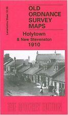 Map Of Holytown & New Stevenston 1910