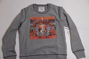 True Religion  Crew Neck Mens Big  logo Shirt 2XL XXL XXLarge