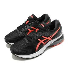 Asics GT-2000 8 Wide Black Sunrise Red White Women Running Shoes 1012A592-008