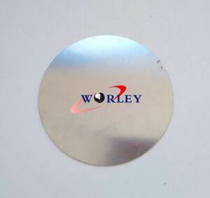 ".05/"" Stainless Steel Disc x 11/"" Diameter 18ga SS 304 SS Round Disc"