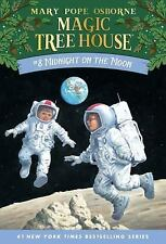 A Stepping Stone Book(TM): Midnight on the Moon No. 8 by Mary Pope Osborne...