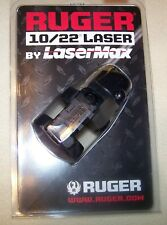 LaserMax Ruger 10/22 Factory Red Laser Sight 90417 Brand New In Original Package