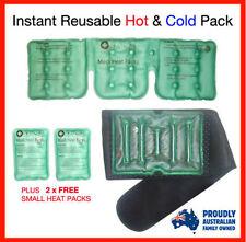 NEW!Reusable Instant Heat Packs, Bundle Pack for Back Pain & Neck Pain Heat Pack