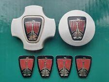 Rover Aleación Centro De Rueda Cap badges Metro 200 400 214 820 800 414 25 45 75 600 4