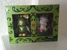Disney Vinylmation - 2013 Christmas Series - Ornament Pair