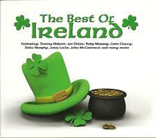 THE BEST OF IRELAND - 2 CD BOX SET - TOMMY MAKEM, JOE DOLAN & MANY MORE