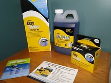 Pro Res Care Water Softener RESIN Cleaner 2qt Automatic Easy Feeder .5oz resup