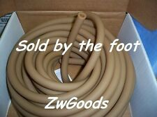 12 Id X 18 Wall 34 Od New Latex Rubber Tubing Real Thick Wall Tube