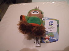 """Vancouver 2010  Olympics Mascot """"SUMI Keychain""""  BRAND NEW With-Tag"""
