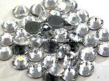 STRASS MC Stone collection 500pz SS20 5mm Cristallo termoadesivi bianco hotfix