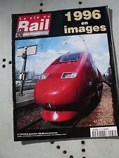vie du rail 1996 2576 TINTIN l'Ile Noire 1943 AMBOISE BLAISY BAS