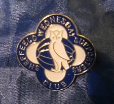 Sheffield Wednesday Football Club badge