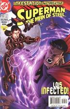 Superman: The Man of Steel #113