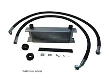 New MGA MGB 13 Row Oil Cooler Kit 1955-74 W// Stainless Lines Cooler /& Hardware
