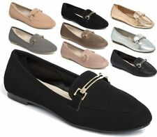 Synthetic Casual Loafers Moccasins Flats for Women