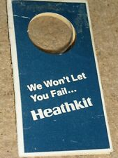 Vintage Heathkit Magnifier/Measuring Scale Device For Parts Or Repair