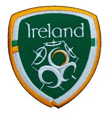 FAI Patch Iron on Badge Irish Football Ireland Soccer Crest World Cup Euro 2020