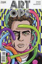 2016 ART OPS #5 & 6 MODERN LOVE PART 1 ( VERTIGO TITLE )  DC COMICS VF-NM