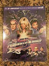 Galaxy Quest 20th Anniversary Steelbook Blu-ray Limited Edition New