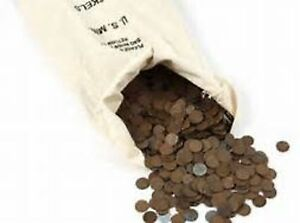 5000 unsearched Lincoln Wheat Cents 1909-1958