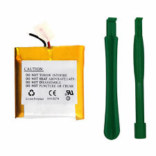 Replacement Battery for iPod Shuffle 2 Gen., 3.7V 120mAH Li-Polymer Rechargeable