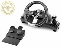Superdrive - Racing steering wheel Drive Pro GS700with gear lever, pedals and