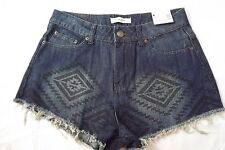 NEW WITH TAGS Pair of Adam Levine Women's Jean Shorts Size 9/10 - Great Design
