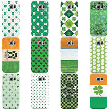 ST PATRICK'S DAY COLLECTION HARD CASE COVER FOR SAMSUNG GALAXY MOBILE PHONES