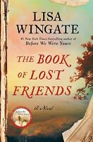 The Book of Lost Friends by Lisa Wingate - BRAND NEW HARDBACK