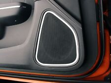 Dodge Charger / Chrysler 300 Speaker Trim Rings Front 2Pc 2011-2013-331001