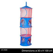 Spider-man 4 étagère pocket hanging organisateur de stockage de chaussures vêtements penderie cintre