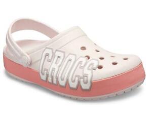 Crocs Unisex Adult Crocband Logo Clog 205568-6PR