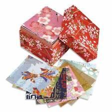 Papier Origami - Boîte De Papier Kraft Washi Motif Coloré Fabriqué Japonais - Fr