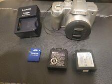 Digital Panasonic Lumix DMC-FZ5 Camera - Camera is Tested 12x