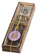 Karma Scents 30 Incense Sticks+10 Cones+Metal Holder Gift Set (Lavender) Ks66L