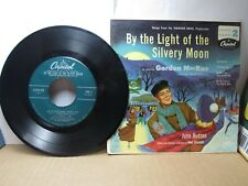 Old 45 RPM Record - Capitol EAP 2-422 - June Hutton - Light of Silvery Moon EP