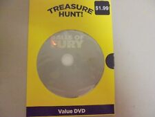 "USED DVD   ""Balls Of Fury""  Treasure Hunt Value DVD"