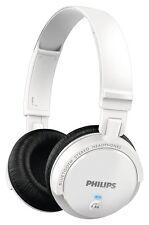 PHILIPS SHB5500WT WIRELESS BLUETOOTH HEADPHONE+32mm DRIVERS+POWERFUL BASS