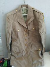 Vintage Military Navy Hat and Jacket