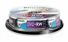 Philips Dvd-rw 4 7gb 120min 4x Réinscriptible Rohlinge Broche