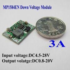 MP1584EN Down Voltage Module DC-DC 3A Mini Adjustablt  DC 4.5-28V To 0.8-20V