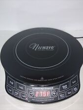 Nuwave PIC Titanium Precision Induction Portable Cooktop Stovetop 30341