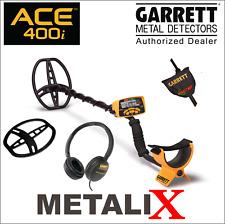 Garrett ACE 400i metal detector NEW!! Detecteur de metal Garrett ACE 400i Neuf!!