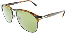 Persol PO8649S-108/4E-56 Brown Sunglass
