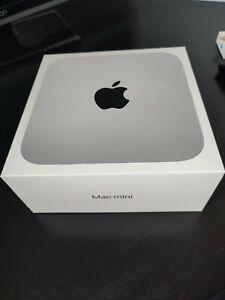 Apple Mac mini M1 CPU - 256GB SSD - 8GB RAM - Silver - (November 2020).