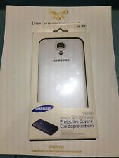 OEM Samsung Protective Cover + For Samsung Galaxy Mega - White