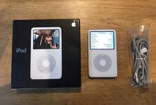Apple iPod Classic 5G 30 Go White