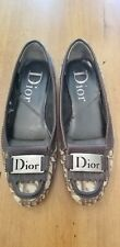 Christian Dior Dee Loafer Flats Size 36